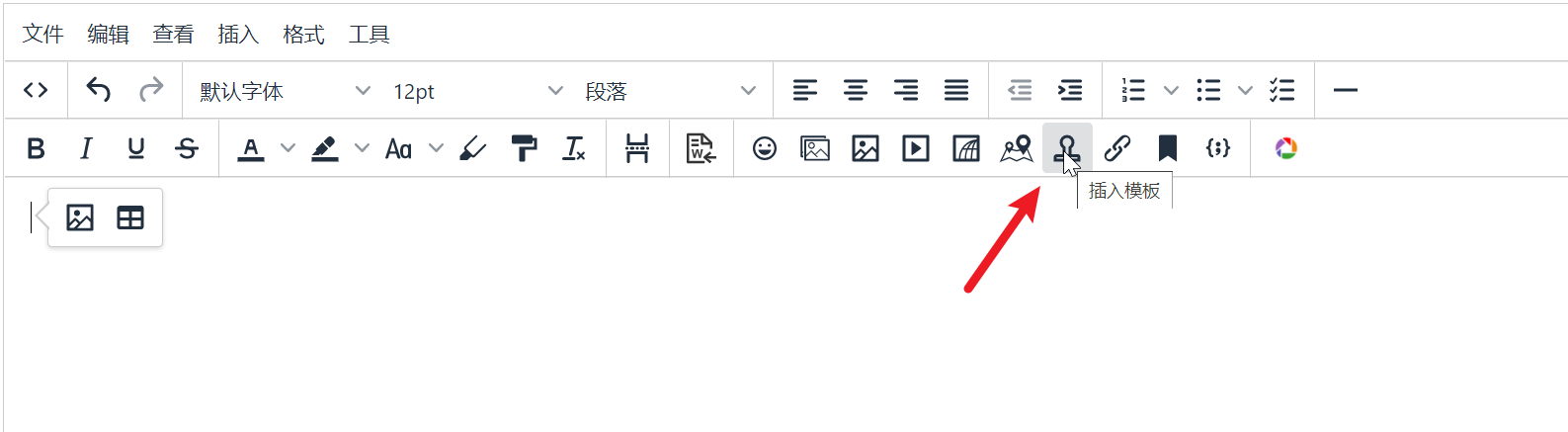 Zblog TinyMCE 富文本编辑器,分享,zblog教程,Zblog,主题模板,插件,Zblog插件,第4张