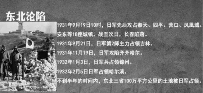 九一八事变90周年纪念日 勿忘国耻,铭记于心!
